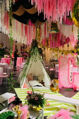 birthday party planner | Core Concepts Tampa